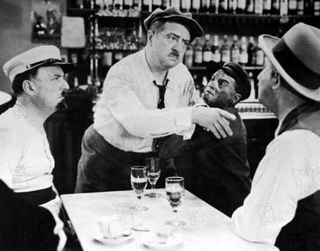 La Trilogie Marseillaise de Marcel Pagnol : Fanny : Photo Fernand Charpin, Marcel Pagnol, Raimu