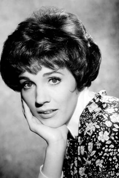 Le Rideau déchiré : Photo Julie Andrews