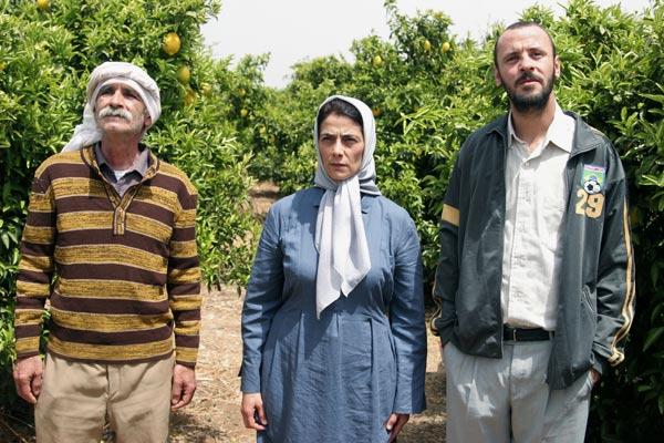 Les Citronniers : Photo Ali Suliman, Eran Riklis, Hiam Abbass, Tarik Copty
