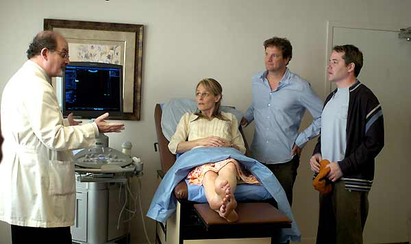 Une histoire de famille : Photo Colin Firth, Helen Hunt, Matthew Broderick, Salman Rushdie