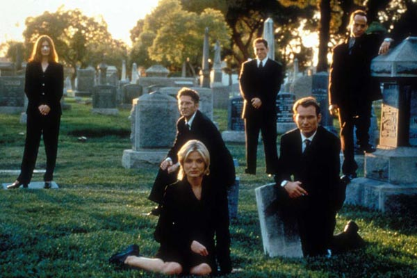 Very Bad Things : Photo Cameron Diaz, Christian Slater, Jeanne Tripplehorn, Jeremy Piven, Jon Favreau