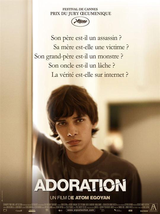Adoration : Affiche