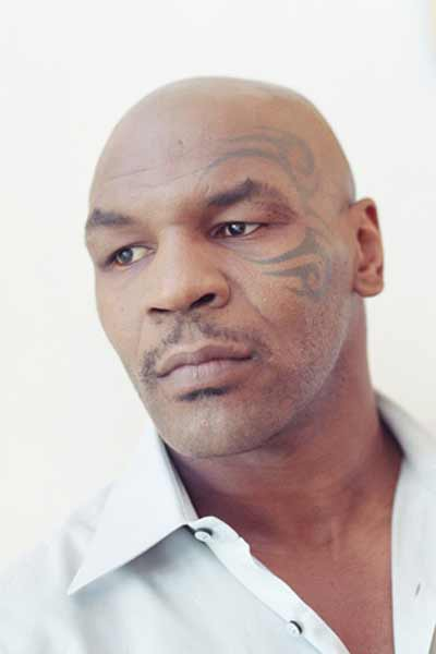 Tyson : Photo James Toback