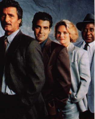 Enquête Privée : Photo Al Fann, George Clooney, Kate McNeil, Lee Horsley