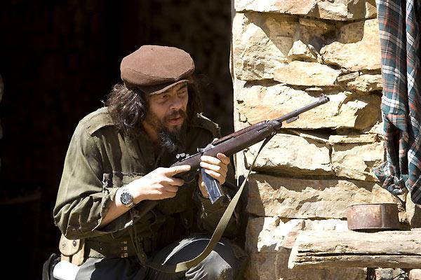 Che - 2ème partie : Guerilla : Photo Benicio Del Toro