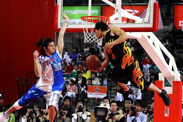Shaolin Basket : Photo Chu Yen-Ping