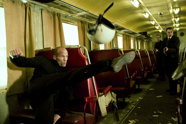 Le Transporteur III : Photo Jason Statham
