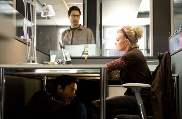 Trust Me : Photo Eric McCormack, Monica Potter, Tom Cavanagh