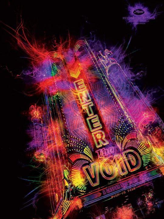 Enter the Void : Affiche