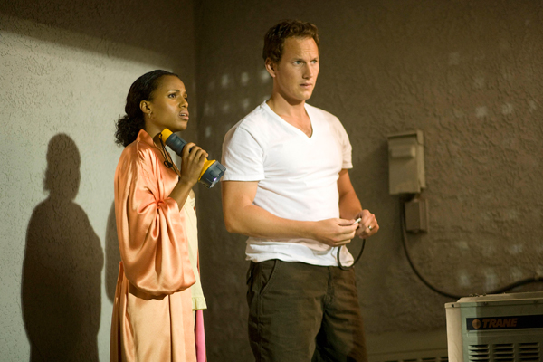 Harcelés : Photo Kerry Washington, Neil LaBute, Patrick Wilson
