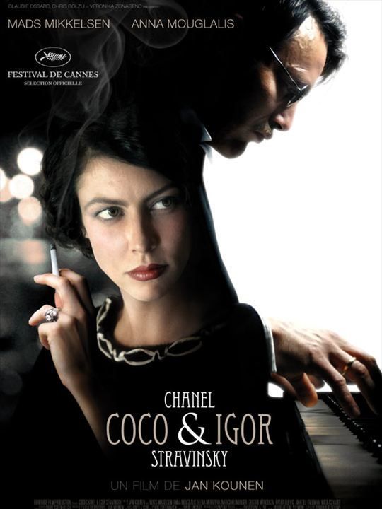 Coco Chanel & Igor Stravinsky : Affiche