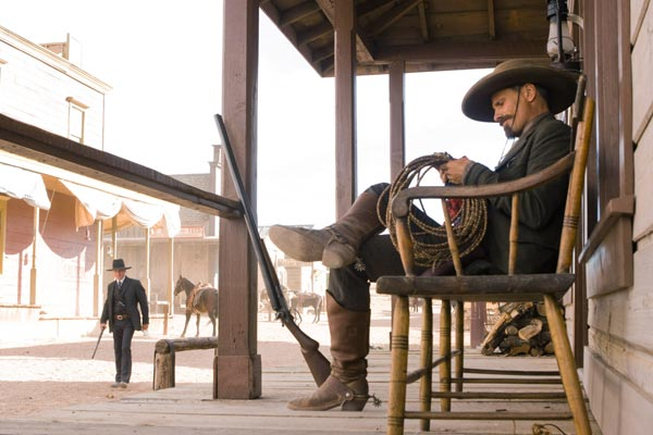 Appaloosa : Photo Ed Harris, Viggo Mortensen