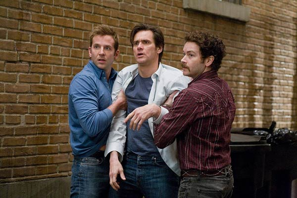 Yes Man : Photo Bradley Cooper, Danny Masterson, Jim Carrey