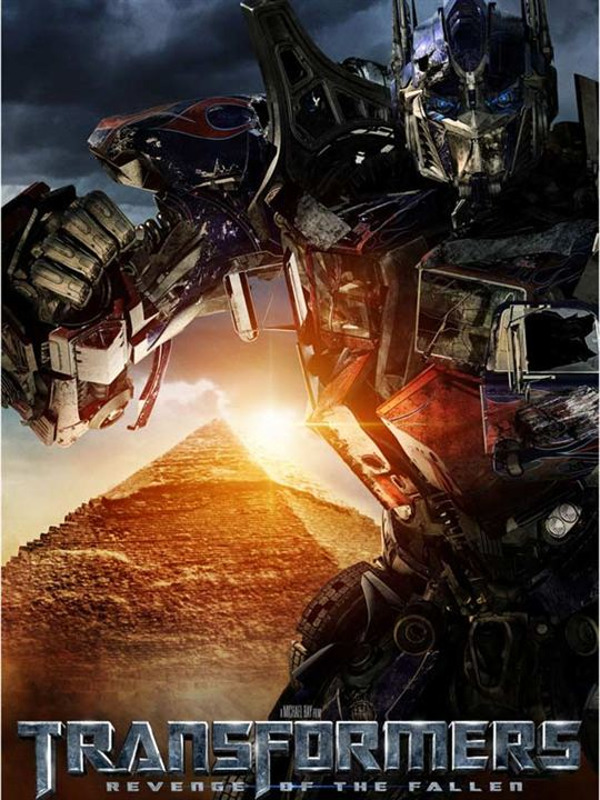 affiche du film transformers 2 la revanche affiche 6 sur 10 allocin. Black Bedroom Furniture Sets. Home Design Ideas