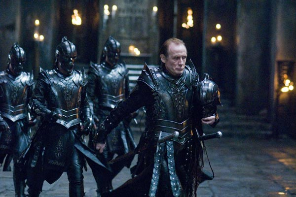 Underworld 3 : le soulèvement des Lycans : Photo Bill Nighy, Patrick Tatopoulos