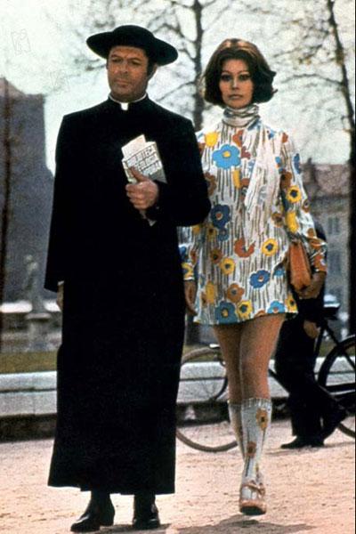 La Femme du prêtre : Photo Dino Risi, Marcello Mastroianni, Sophia Loren