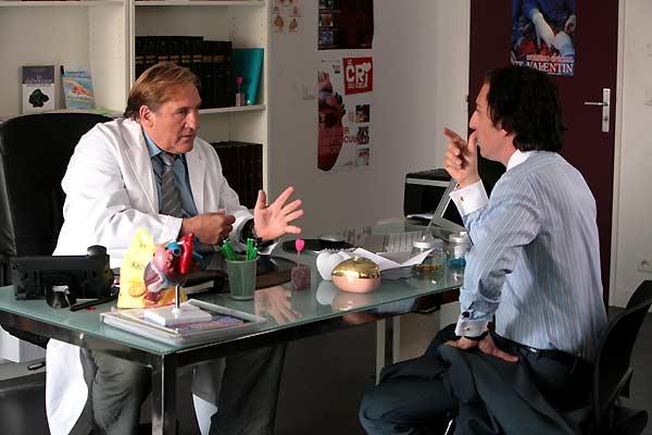 Coco : Photo Gad Elmaleh, Gérard Depardieu