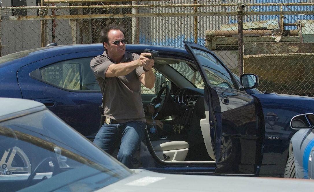 The Shield : Photo Walton Goggins