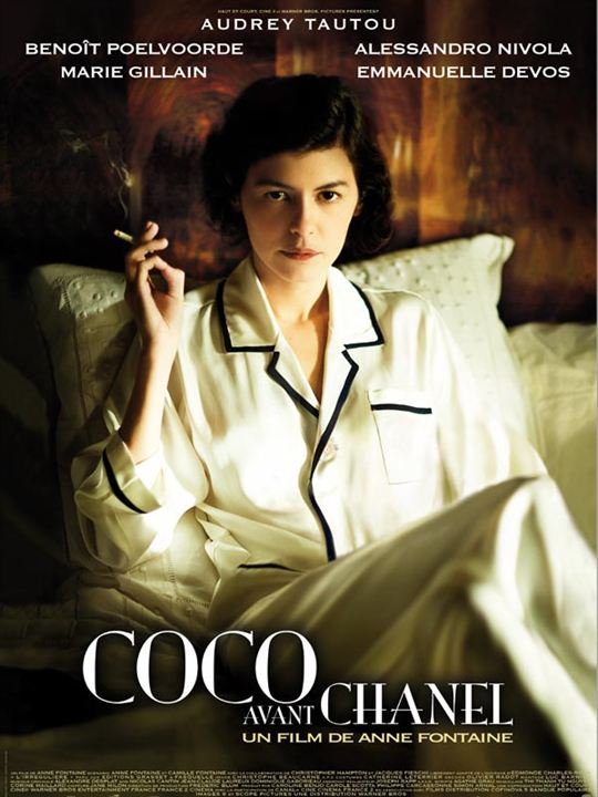 Coco avant Chanel : Affiche