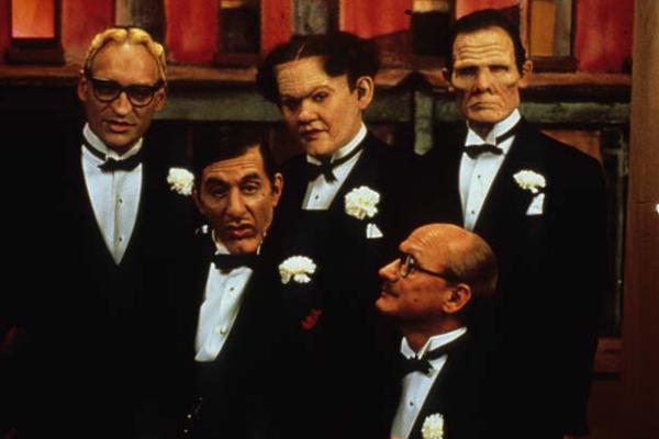 Dick Tracy : Photo Al Pacino, Warren Beatty