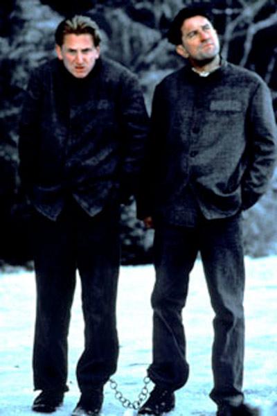 Nous ne sommes pas des anges : Photo Neil Jordan, Robert De Niro, Sean Penn