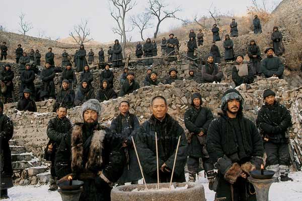 Les Seigneurs de la guerre : Photo Andy Lau, Jet Li, Takeshi Kaneshiro