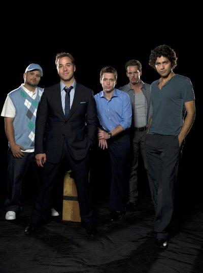 Entourage : Photo Adrian Grenier, Jeremy Piven, Jerry Ferrara, Kevin Connolly, Kevin Dillon