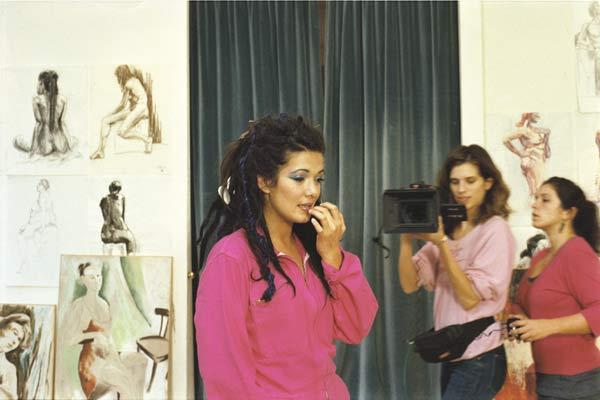 Le Bal des actrices : Photo Maïwenn, Mélanie Doutey