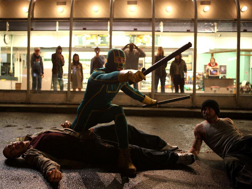 Kick-Ass : Photo Aaron Taylor-Johnson, Matthew Vaughn