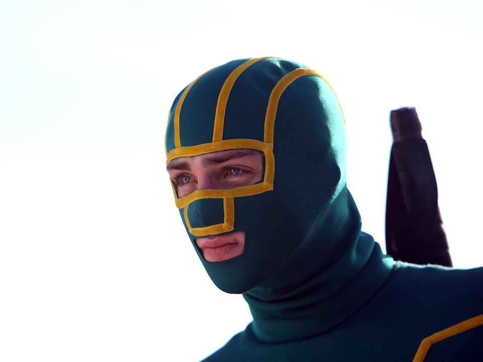 Kick-Ass : Photo Aaron Taylor-Johnson, Matthew Vaughn