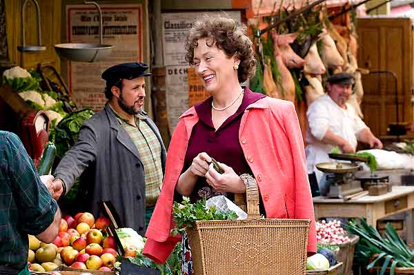 Julie et Julia : Photo Meryl Streep, Nora Ephron
