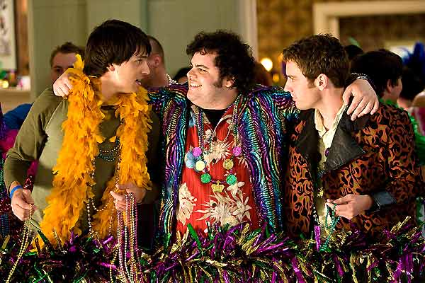 Mardi Gras: Spring Break : Photo Bret Harrison, Josh Gad, Nicholas D'Agosto, Phil Dornfeld