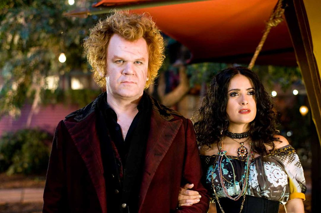 L'Assistant du vampire : Photo John C. Reilly, Salma Hayek