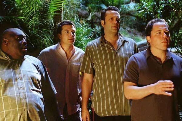 Thérapie de couples : Photo Faizon Love, Jason Bateman, Jon Favreau, Vince Vaughn