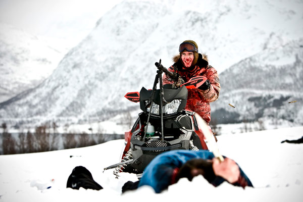 Dead Snow : Photo Lasse Valdal, Tommy Wirkola