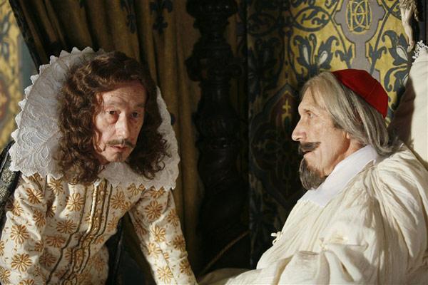 La Reine et le Cardinal : Photo Philippe Du Janerand, Rufus