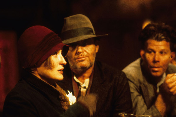 Ironweed : la force du destin : Photo Héctor Babenco, Jack Nicholson, Meryl Streep