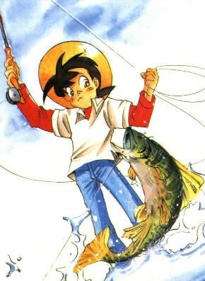 Paul le pêcheur : Affiche