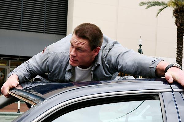 12 Rounds : Photo John Cena, Renny Harlin