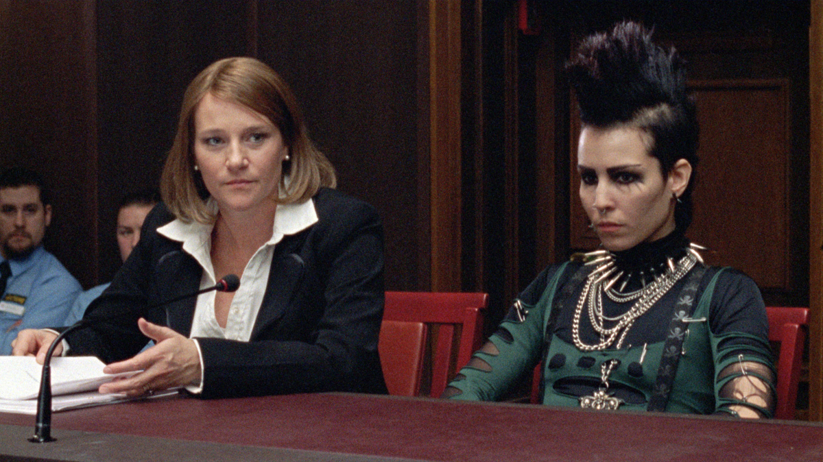 Millennium : Photo Noomi Rapace