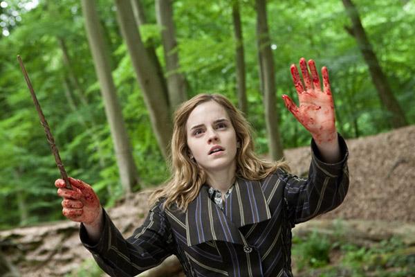 Harry Potter et les reliques de la mort - partie 1 : Photo Emma Watson
