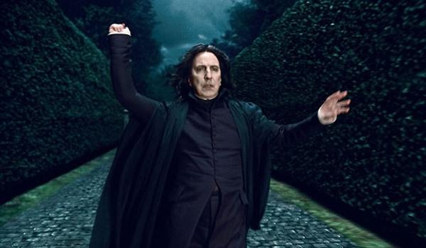 Harry Potter et les reliques de la mort - partie 1 : Photo Alan Rickman