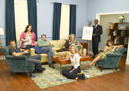 Samantha qui ? : Photo Barry Watson, Christina Applegate, Jean Smart, Jennifer Esposito, Kevin Dunn