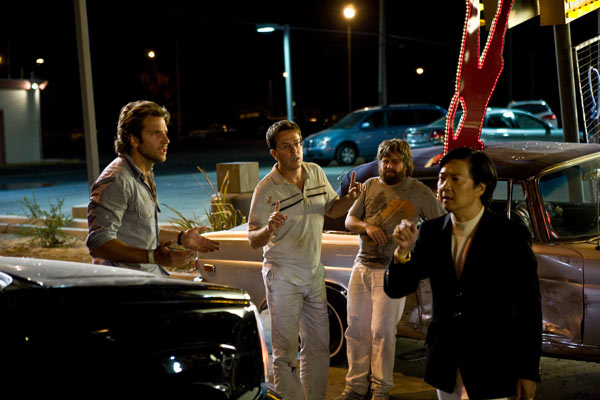 Very Bad Trip : Photo Bradley Cooper, Ed Helms, Ken Jeong, Zach Galifianakis