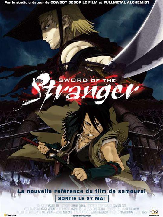 Sword of the Stranger : Affiche Masahiro Andô