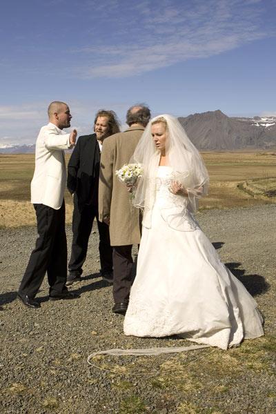 Mariage à l'Islandaise : Photo Nanna Kristín Magnúsdóttir, Valdis Oskarsdottir