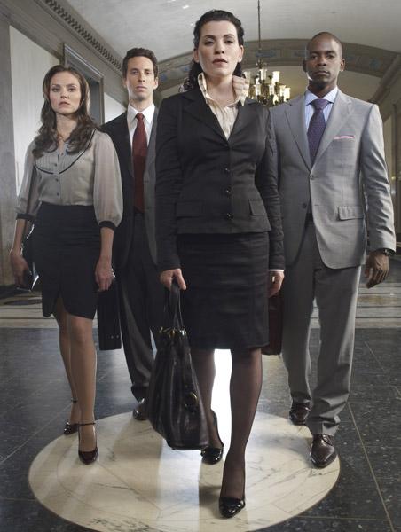 La Loi de Canterbury : Photo Ben Shenkman, Julianna Margulies, Keith Robinson (III), Trieste Kelly Dunn