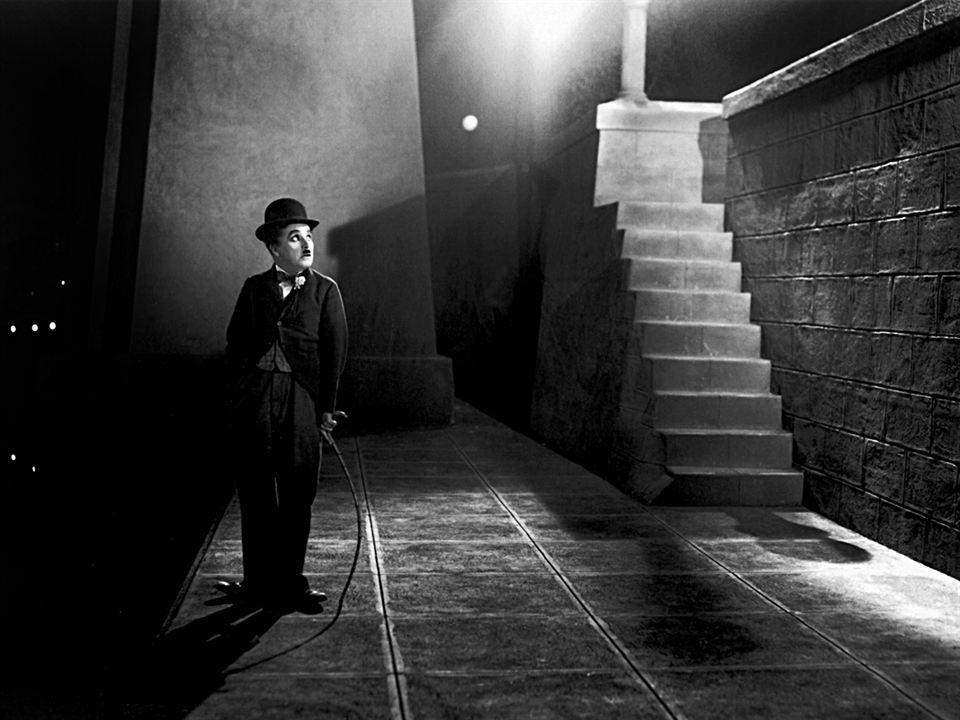 Les Lumières de la ville : Photo Charles Chaplin