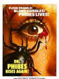 Le Retour de l'abominable Phibes : Affiche