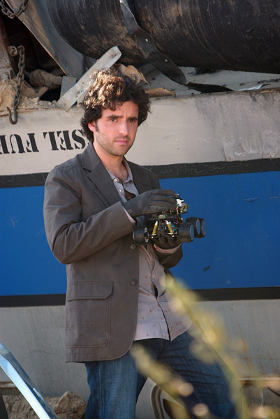 Numb3rs : Photo David Krumholtz